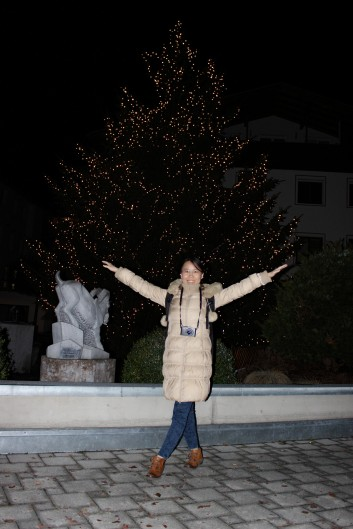 CMB圣诞树之夜2